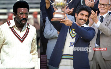 Guess How Clive Lloyd Reacted When Ranveer Singh Lifted The 83 Cup! - EXCLUSIVE