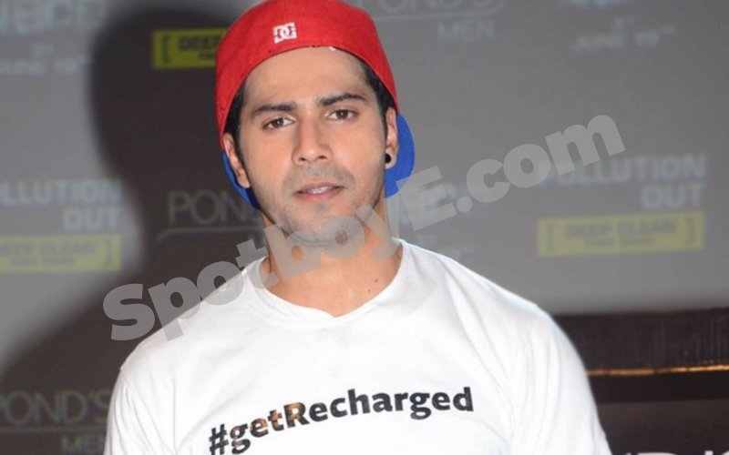 Varun Dhawan's hot bod will make you drool