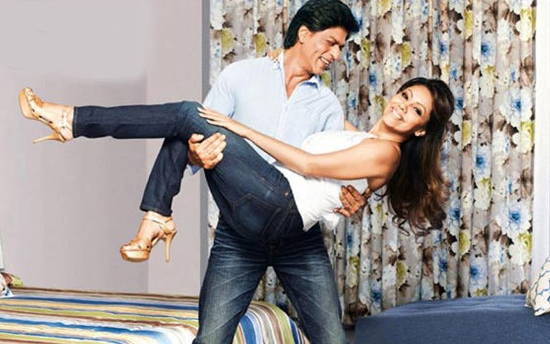 25TH WEDDING ANNIVERSARY: 10 Wittiest Statements By Shah Rukh Khan On Wife Gauri