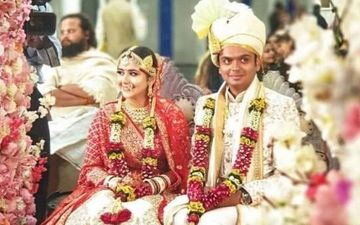 Laado 2 Actress Palak Jain Marries Boyfriend Tapasvi Mehta- View Pics