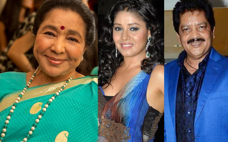 BIRTHDAY SPECIAL: Sunidhi and Udit Pay Tribute To Asha Bhosle