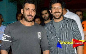 Salman Khan in Kabir's next