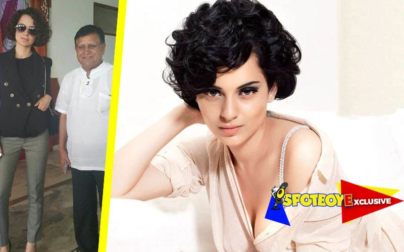 Kangana Wants to Start a Family; Meets Astrologer!