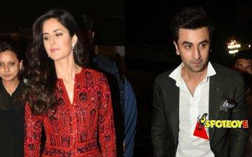 Katrina not ready to face Ranbir