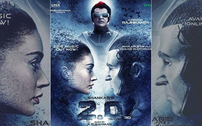 2.0, Weekend Box-Office Collection: Hopeful Sunday For Rajinikanth, But Does It Call For A Feast?
