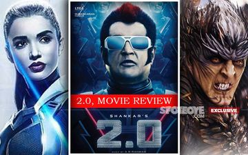2.0, Movie Review: Rajini Saves Humans, Akshay Saves Birds- But Somebody Should Have Saved The Film!