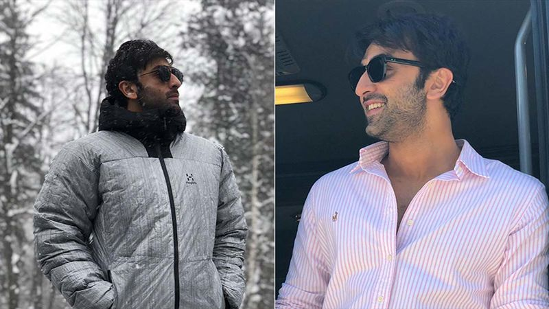 Ranbir Kapoor's UNSEEN Pictures From Brahmastra Tells Us Why Alia Bhatt Fell For Him