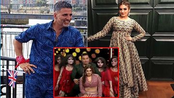 Akshay Kumar's Ex Raveena Tandon Takes Up Bala Challenge; Does Full Justice To It - Video Inside