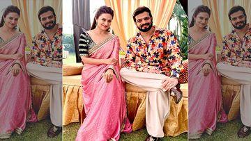 Selfie Of Ishita And Raman Aka Divyanka Tripathi-Karan Patel Of Yeh Hai Mohabbatein, Get Fans Bubbling With Joy