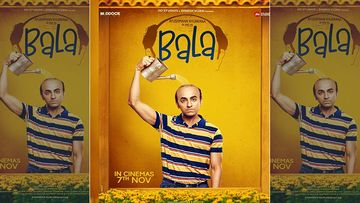 Bala Starring Ayushmann Khurrana Slapped With Plagiarism Charges; Complainant Demands Permanent Stay On Film