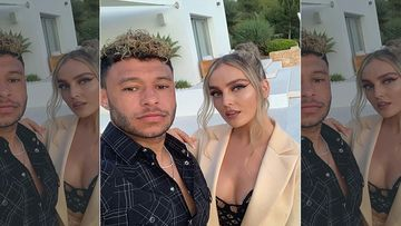 Is Marriage On Cards For Liverpool Footballer Alex Oxlade-Chamberlain And Perrie Edwards? Their Instagram Hints At It