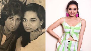 Shraddha Kapoor Shares An Unrecognisable TB Picture Of Parents Shakti Kapoor And Shivangi Kolhapure On Their 38th Anniversary