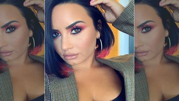 Demi Lovato's 'Survivor' Tattoo Celebrates Her Drug Addiction Battle And Journey To Sobriety?