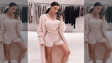 Kim Kardashian Slammed For Allowing 6-Yr-Old North West Wear Lipstick Over Christmas, 'NOT Cute' Rant Followers
