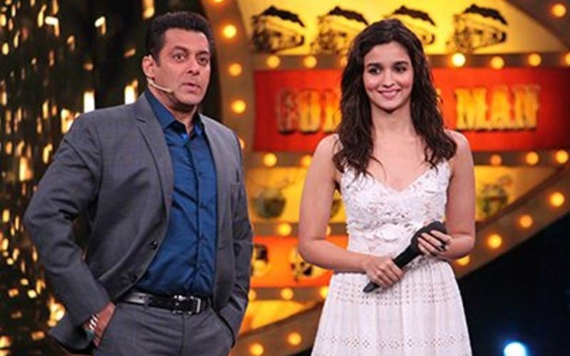 Salman Khan And Alia Bhatt
