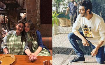 Amrita Singh Bonds With Kartik Aaryan, Does That Mean She Approves Of Sara-Kartik's Relationship?