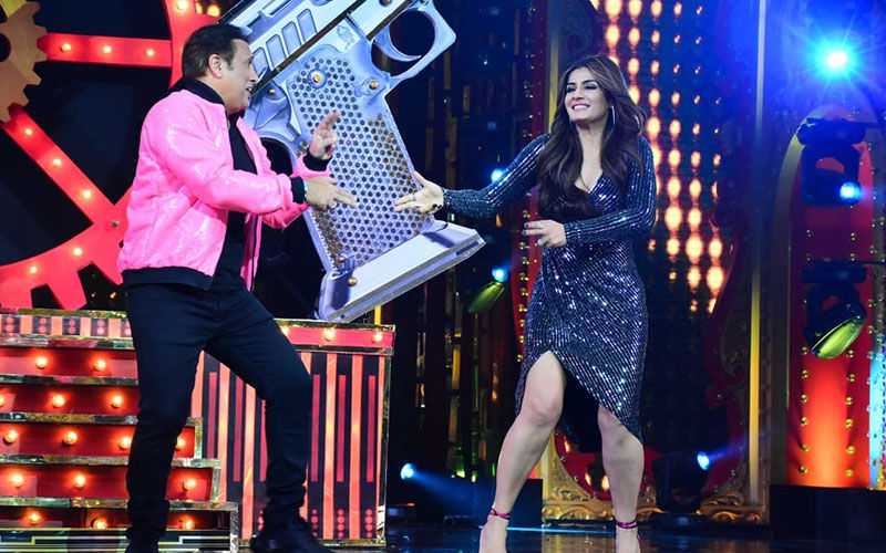 We Never Had A Flop Flick Says Raveena Tandon As She Reunites With Govinda On Small Screen