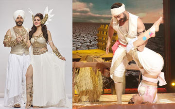 Nach Baliye 9: Shraddha Arya Suffers Head Injury, Slips Off Alam Makkar's Arms During Their Performance