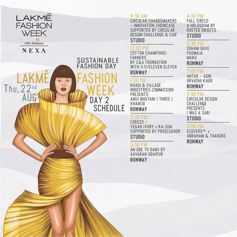 Lakme Fashion Week 2019 Live Streaming Where And How To Watch Lfw Schedule Dates Time And Online Telecast Details
