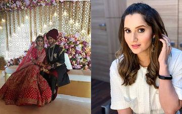 Pakistani Fast Bowler Hasan Ali Ties The Knot With Indian Girl Shamia Arzoo; Sania Mirza Congratulates The Newlyweds