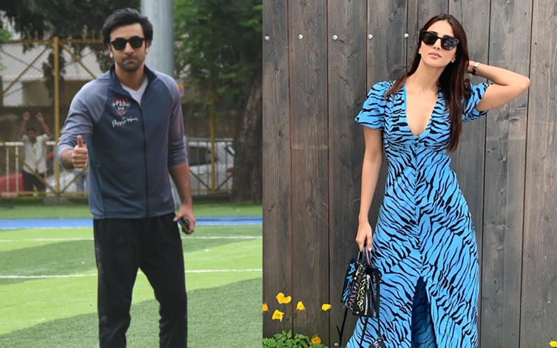 Ranbir Kapoor's Shamshera Co-Star Vaani Kapoor Jet Sets Back In Town For Her Birthday