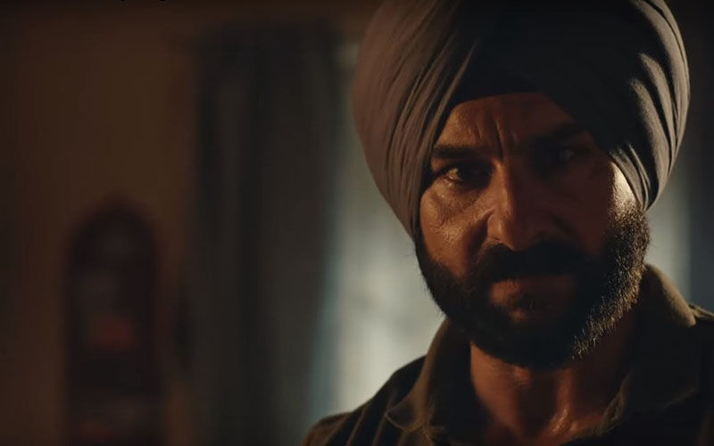 Sacred Games 2 Promo: Wounded Sartaj Singh Aka Saif Ali Khan Wonders If There Is Anything Left To Sacrifice