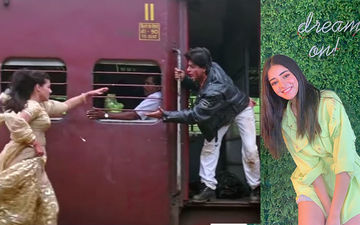 Will Pati, Patni Aur Woh Recreate DDLJ's Iconic Train Scene? Ananya Pandey's New Video Makes Instagram Go Crazy With Anticipation