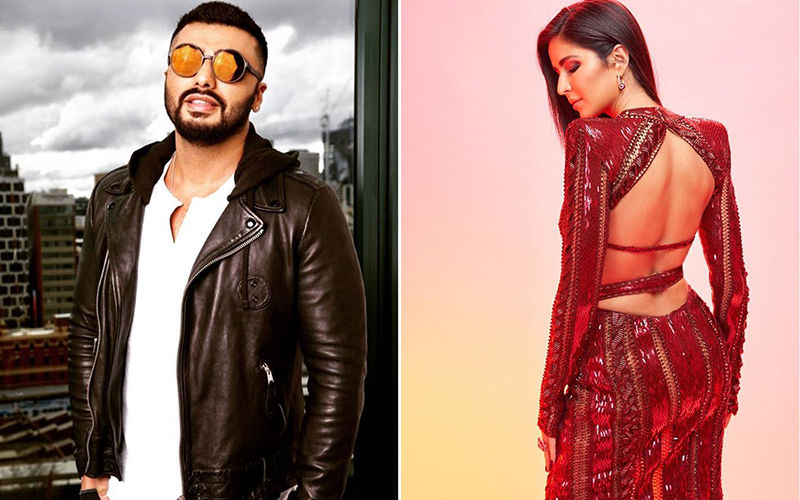 Arjun Kapoor Makes Fun Of Katrina Kaif's Sexy Backless Dress That She Wore For IIFA Rocks 2019