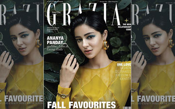 Ananya Panday Exudes Charm As The Covergirl Of A Fashion Magazine