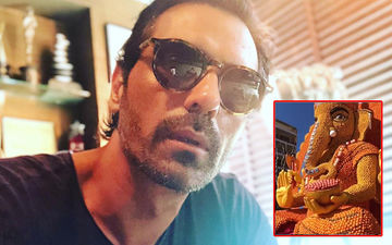 Arjun Rampal Gives A Glimpse Of Amazing Ganesh Festival Celebrations In Holland
