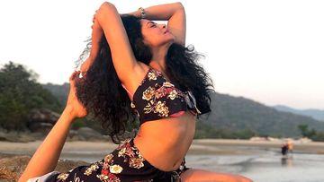 'A Muslim Friend Helped Me Achieve This Asana', Kavita Kaushik Strikes The Perfect Pose, Flaunts Beach-Bod