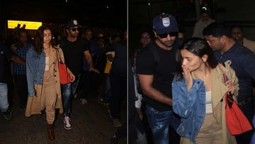 Ranbir Kapoor Is An Extremely Protective Boyfriend And This Airport Video Feat Alia Bhatt Is Proof