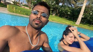 Hardik Pandya Turns 27, Wifey Natasa Stankovic Shares Extremely Intimate Pictures From Her Pregnancy While Wishing The Mumbai Indians Rockstar