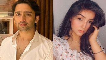 Shaheer Sheikh Meets His Mahabharat Co-Star Ashnoor Kaur After 10 Years, She Reveals Why They Did Not Meet For A Decade