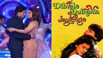 25 Years Of Dilwale Dulhania Le Jayenge: Statues Of Shah Rukh Khan And Kajol To Be Installed At Leicester Square In London