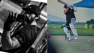 Jersey: Shahid Kapoor Fine-Tunes His Batting Skills, Kickstarts Early Morning Net Practice For The Film