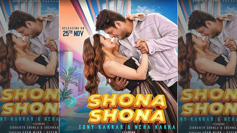 Shona Shona: Bigg Boss 13's Sidharth Shukla Lovingly Gazes Into Shehnaaz Gill's Eyes In Romantic First Look