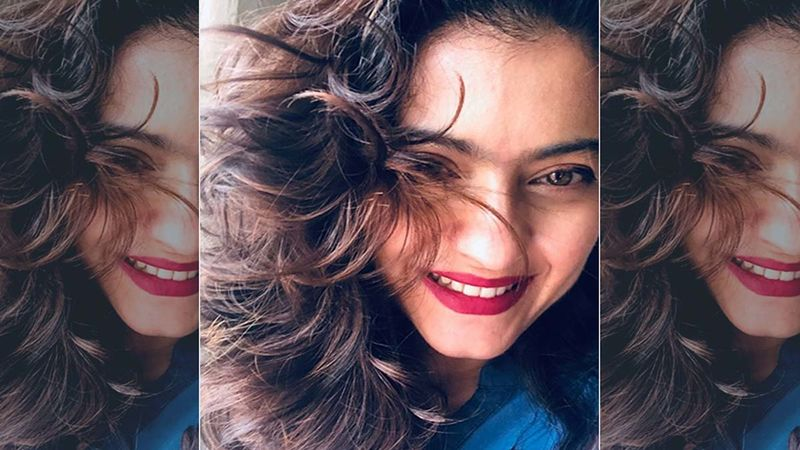 Kajol Drops A Vivacious Picture Of Herself, Pens A Empowering Message For Women