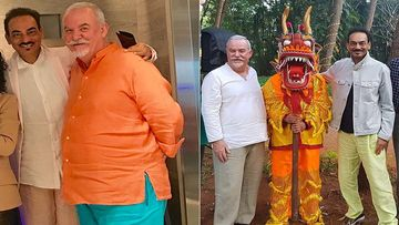 Wendell Rodricks' Beautiful 25-Yr-Long Journey With His Partner Jerome Marrel In Pictures