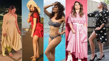 Instagram Style Queens Of The Week: Niti Taylor, Aditi Bhatia, Karishma Tanna, Hina Khan And Surbhi Chandna