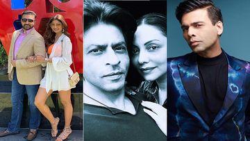 Shilpa Shetty-Raj Kundra Welcome Baby Girl Via Surrogacy; SRK-Gauri, KJo And Others Who Followed The Same Path