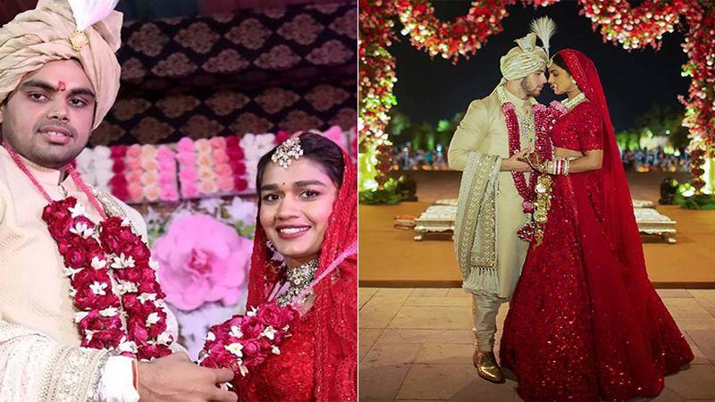 Nach Baliye 9's Babita Phogat Slips Into Priyanka Chopra's Bridal Lehenga, Courtesy Sabyasachi Mukherjee - See EMO Video