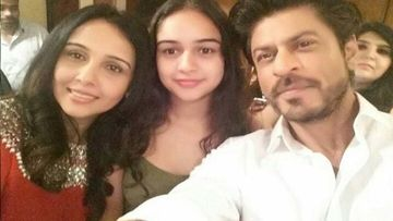Kabhi Haan, Kabhi Naa Completes 26 Yrs, Shah Rukh Khan-Suchitra Krishnamurthy Celebrate It With A Selfie