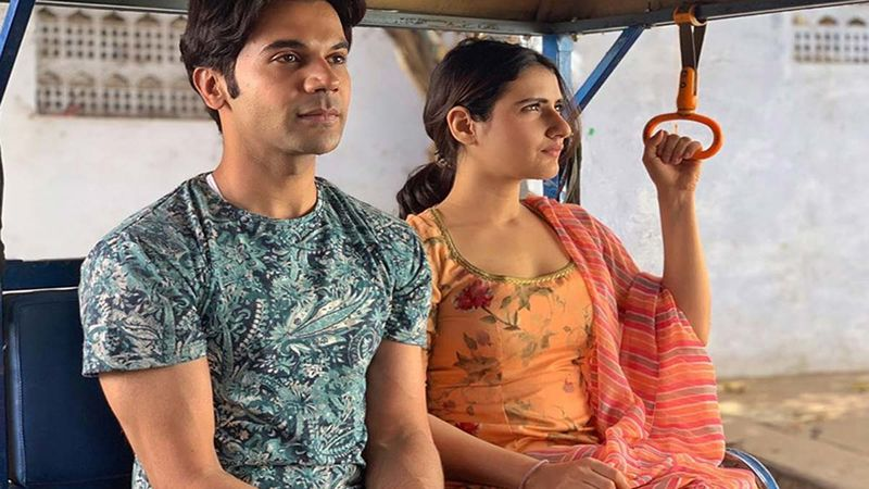 Ludo First Look: Rajkummar Rao And Fatima Sana Shaikh Let Their Eyes Do The Talking; We're All Ears
