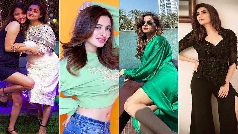 Hottest TV Actresses On Insta This Week: Rashami Desai, Ankita Lokhande, Mahira Sharma, Aamna Sharif And Karishma Tanna