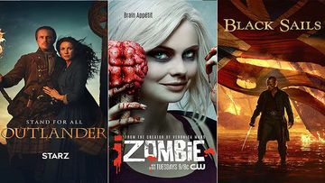 Self-Isolating During Coronavirus? Outlander, iZombie, Black Sails Promise To Keep You Very Busy