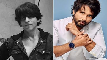 SRK Fan Mania Peaks: Not Just Us, Even Shahid Kapoor Is Dying To See King Khan On Screen