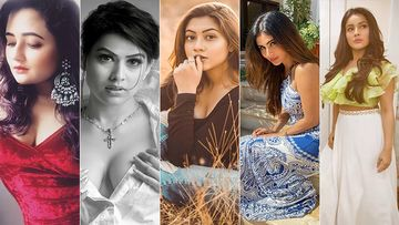 Hottest TV Actresses On Insta This Week: Rashmi Desai, Nia Sharma, Reem Shaikh, Mouni Roy and Shehnaaz Gill