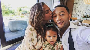 John Legend And Chrissy Teigen Host A Wedding In The Midst Of Coronavirus Pandemic And It's Cute