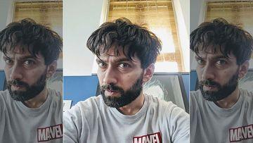 Nakuul Mehta Shares Messy Hair Pic, Asks About Girlfriends And Wives Giving Haircuts During Quarantine; Cheeky, Eh?